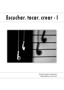 Portada Escuchar, Tocar, Crear I